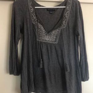American Eagle Outfitters Tops - American Eagle tunic top